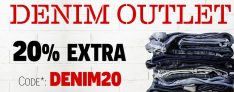 Jeans Direct Outlet 20% Extra