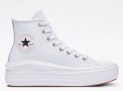 Leather Chuck Taylor All Star Move High Top