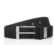 PIN BUCKLE PERFORATED BUSINESS BELT 35